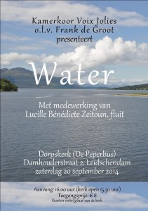 Flyer 20 sept 2014 Water