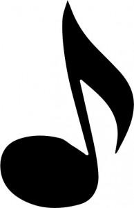 Muzieknoot-klein