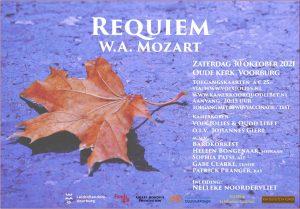 zaterdag 30 oktober: Mozart – Requiem
